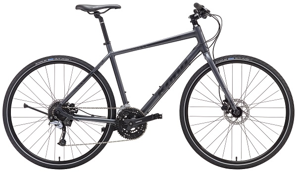 Hybrid bike for tours with Alaska Trail Guides