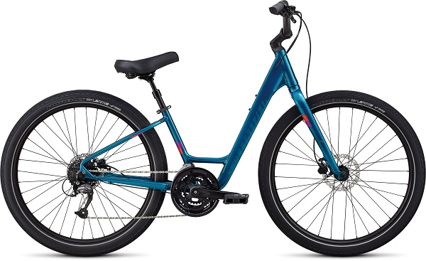 specialized roll: step through bike