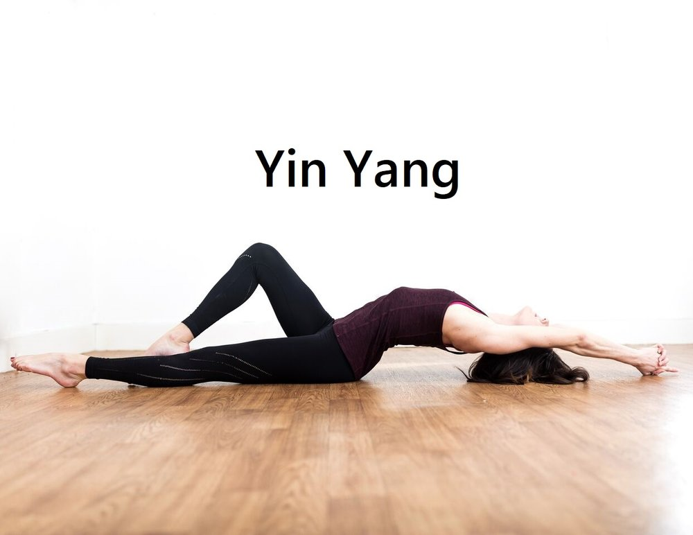 Combining two styles of yoga, Yin Yang class begins with a gentle flow which matches movement to breath followed by relaxing Yin postures on the mat. Yin postures are held for an extended length of time - typically 2-4 minutes allowing for deep stretching into connective tissue with emphasis on the breath. Practised with low light and candles to gentle relaxing music.