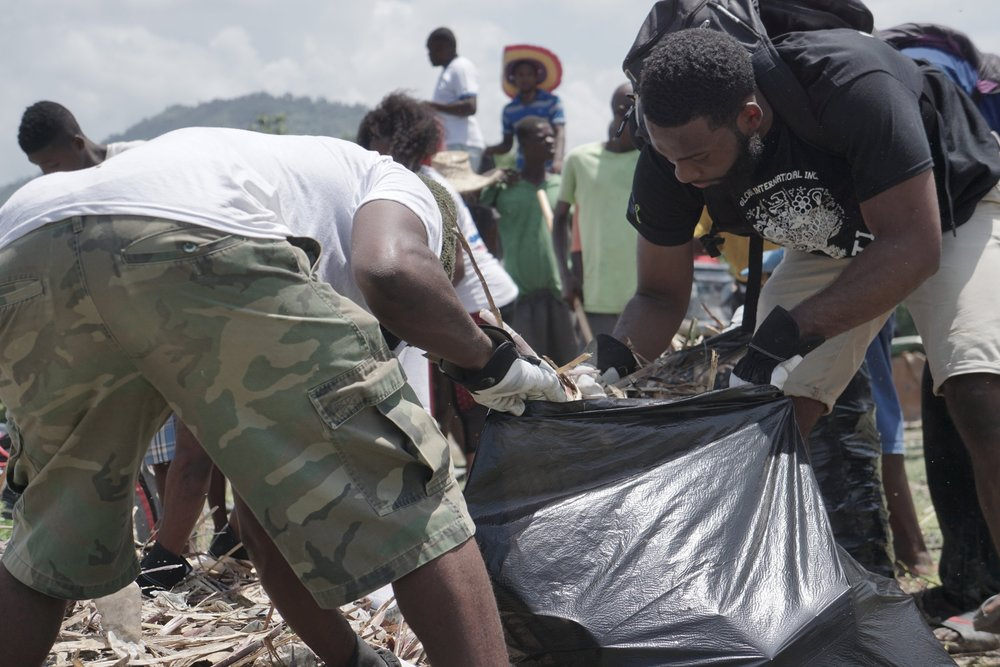 Join Us - You can also make an impact in the waste crisis,