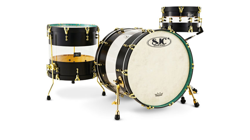 Drum Kit hire  Heading out on tour and need a road ready drum kit? We can hire multiple branded kits from such companies as SJC, Gretsch and Pearl.