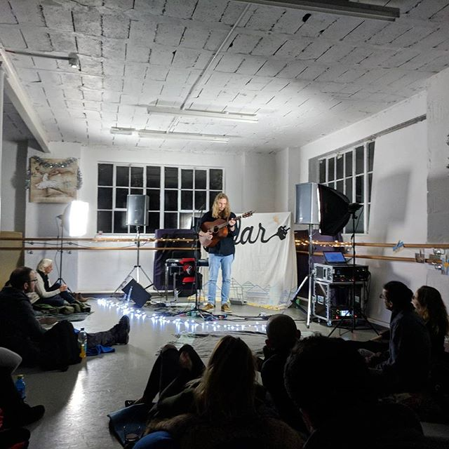 The very talented Mr @jackgracemusic playing at @sofarsoundsbournemouth this evening. Great performance!