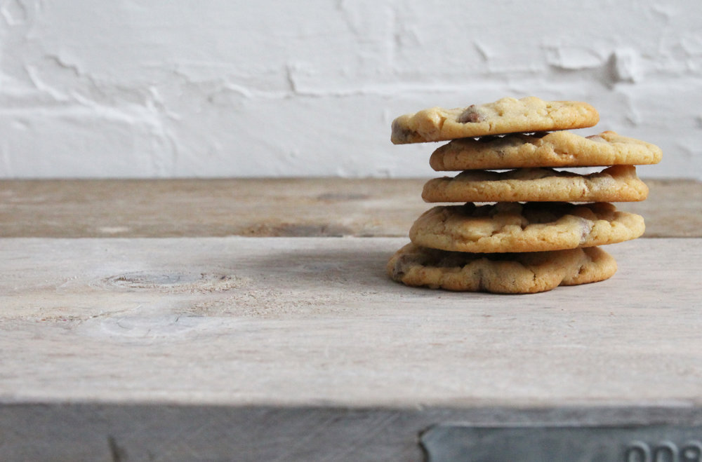 Milk chocolate chip cookie gifts