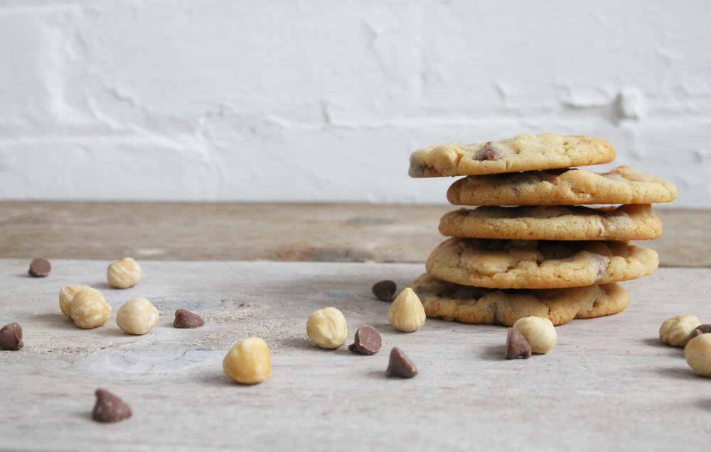 hazelnut cookies, mail order cookies