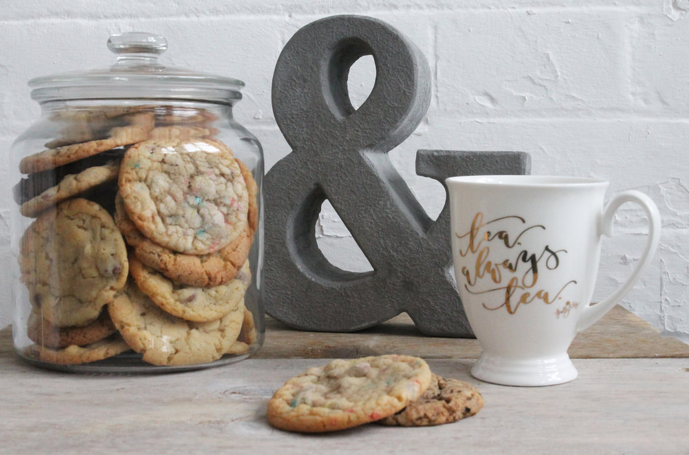 tea and cookies, mail order cookies