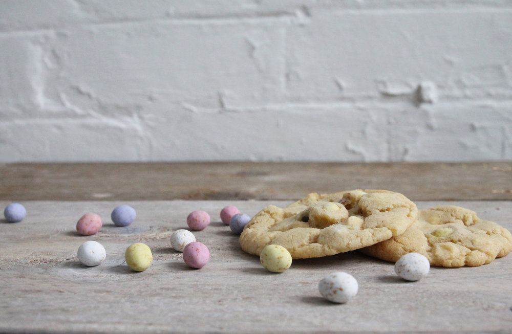 easter cookies as a gift idea