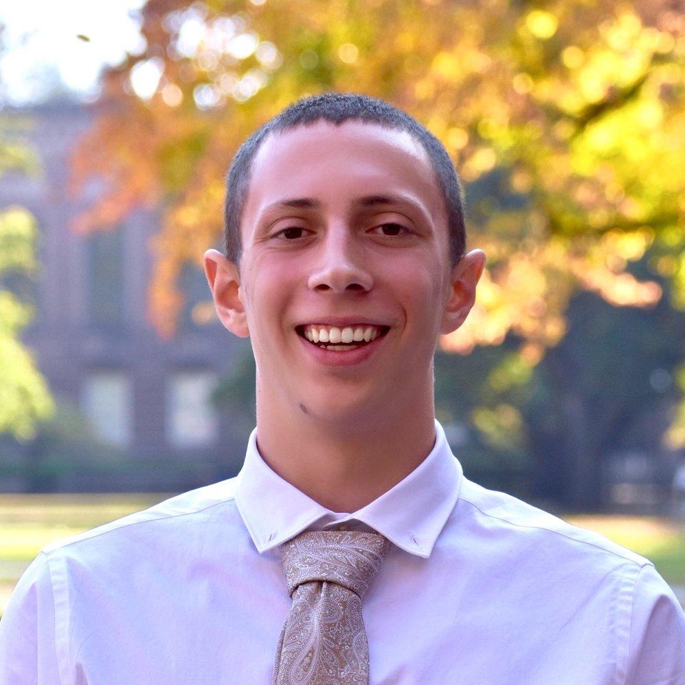 Ethan Rife   Consulting Associate  Major: Business Administration  Minor: Entrepreneurship
