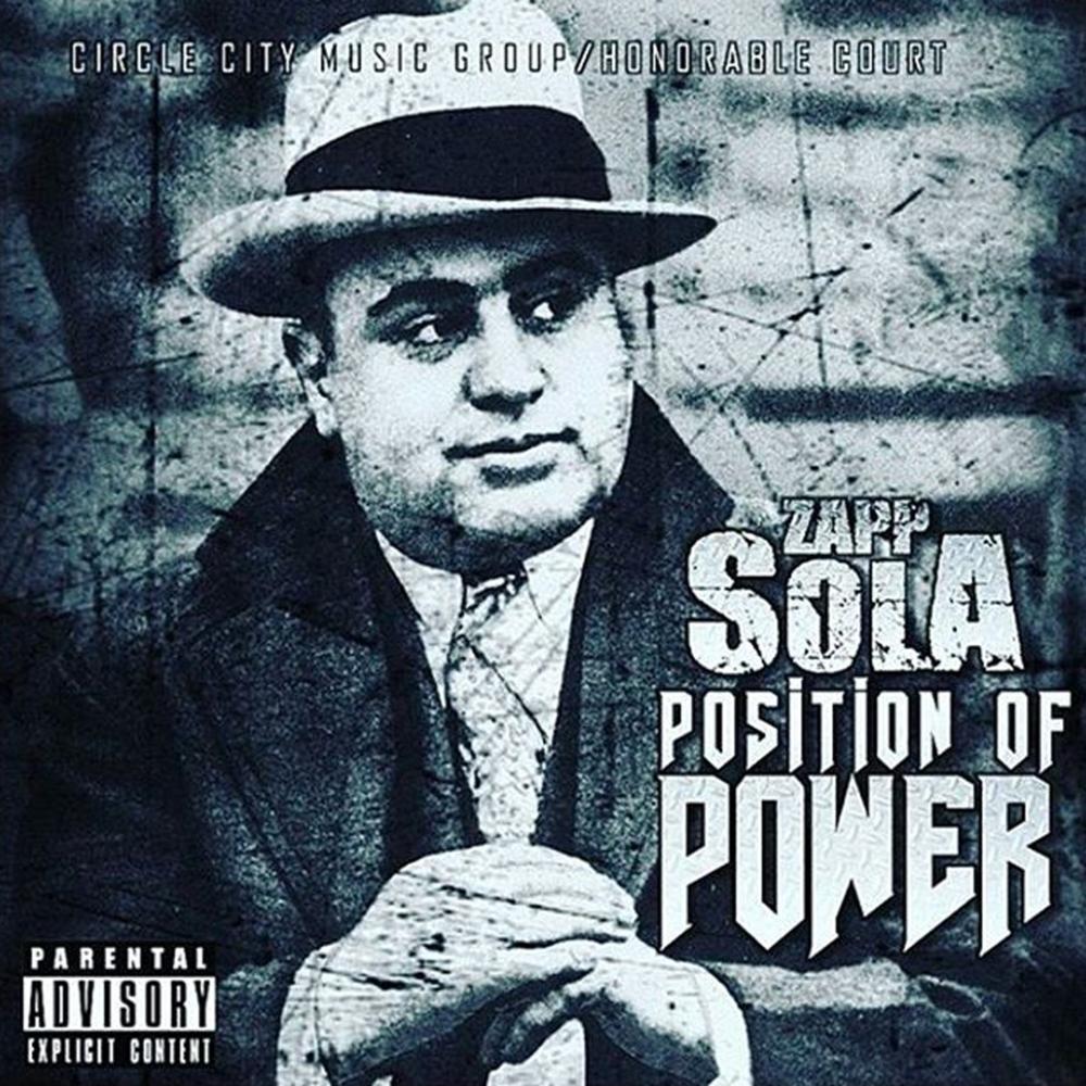 ZAPP SOLA    Position of Power [Full Length]