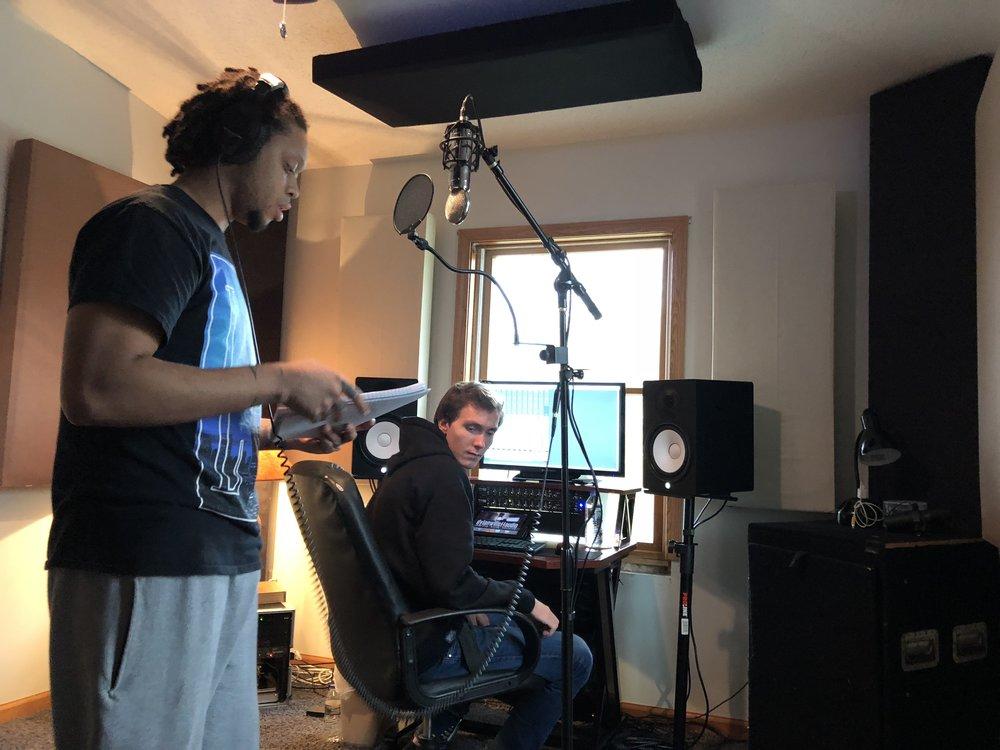 Dylan_Willett_JayLit_In_Home_Recording_Studio