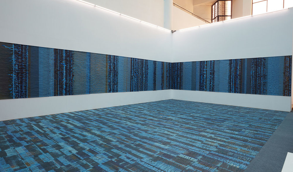 Sandeep Mukherjee, The Sky Remains, 2015-2016. Commissioned and produced by the Samdani Art Foundation for the Dhaka Art Summit 2016. Courtesy of the artist, Dhaka Art Summit, Samdani Art Foundation and Project 88, Mumbai. Photo credit: Jenni Carter