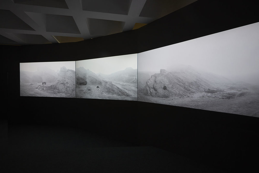 Munem Wasif, Land of the Undefined Territory (video), 2015, Project debut at the Dhaka Art Summit 2016 with partial production support from Samdani Art Foundation. Courtesy of the artist, Dhaka Art Summit and Samdani Art Foundation. Photo credit: Jenni Carter