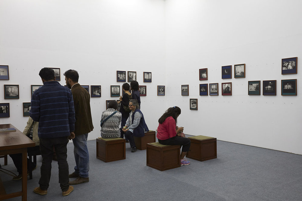 Dayanita Singh, Museum of Chance, 2014. Courtesy of the artist. Photo courtesy of the Dhaka Art Summit and Samdani Art Foundation. Photo credit: Jenni Carter