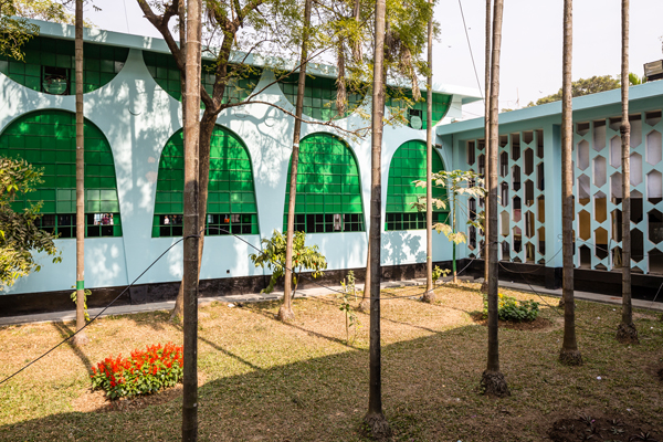 Dhaka University, Men's Hostel. Image credit: Randhir Singh