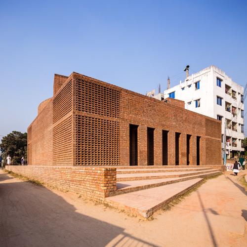 Marina Tabassum, Bait ur Rouf, Dhaka. Image credit: Randhir Singh