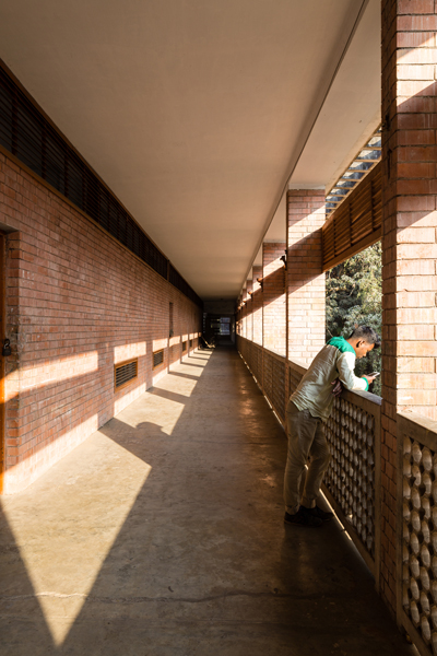 Muzharul Islam, College of Arts and Crafts, Dhaka. Image credit: Randhir Singh