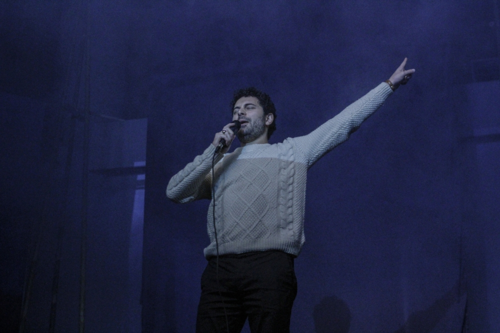 Patrizio Di Massimo, Playback (performance still)