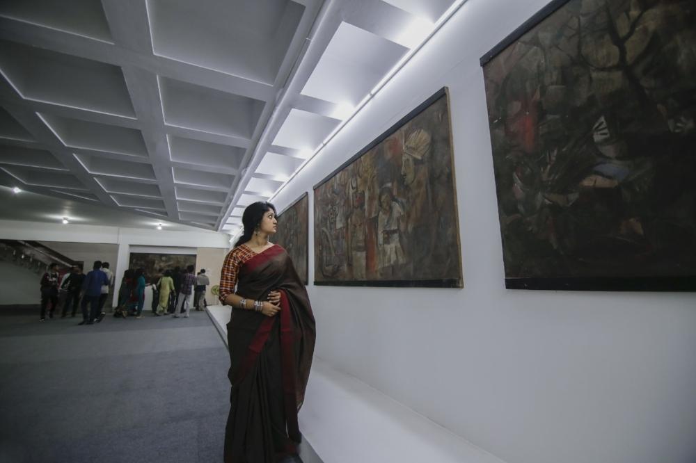 Oti Samprotik Amra: Abahoman Bangla Bangali (The Flows of Bengal and the Bengali) (1972)