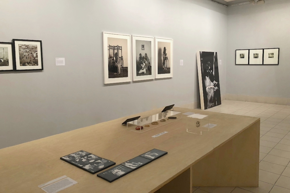 Installation image of the exhibition, One Hundred Thousand Small Tales
