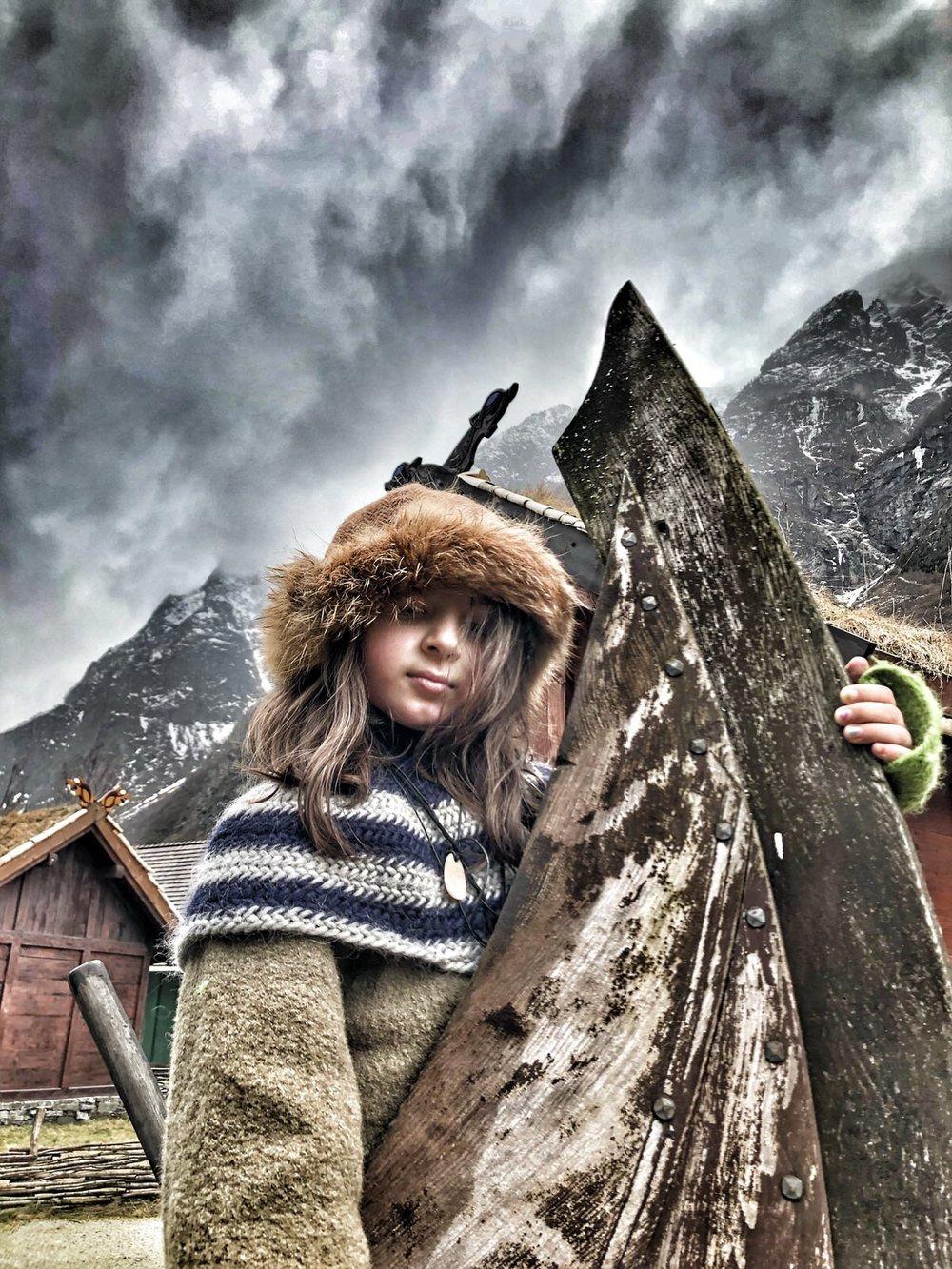 Velkommen til Viking Valley
