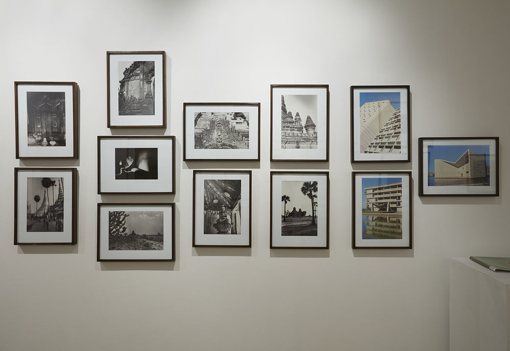 Installation view, works by Germaine Krull. Courtesy of The Museum of Folkwang, Essen, Germany and the Germaine Krull Estate. Photo courtesy of the Dhaka Art Summit and Samdani Art Foundation. Photo credit: Jenni Carter