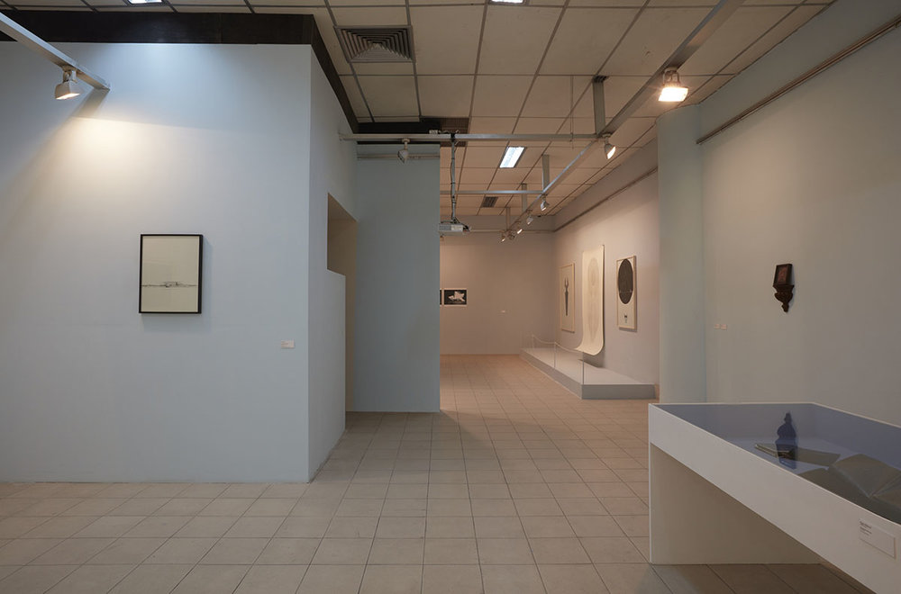 Installation view. Photo courtesy of the Dhaka Art Summit and Samdani Art Foundation. Photo credit: Jenni Carter
