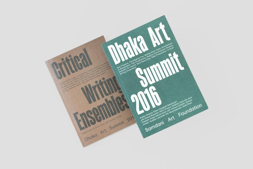 Critical Writing Ensembles and Dhaka Art Summit 2016