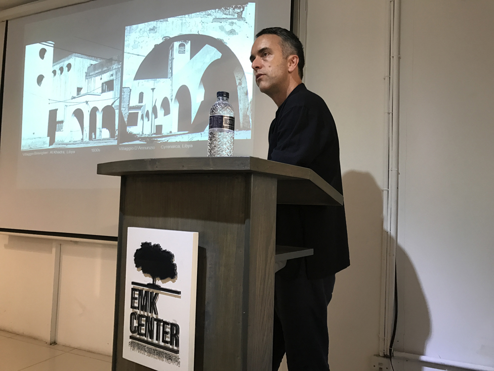 SEAN ANDERSON: A TALK ABOUT MOMA'S YOUNG ARCHITECTS PROGRAM AROUND THE WORLD