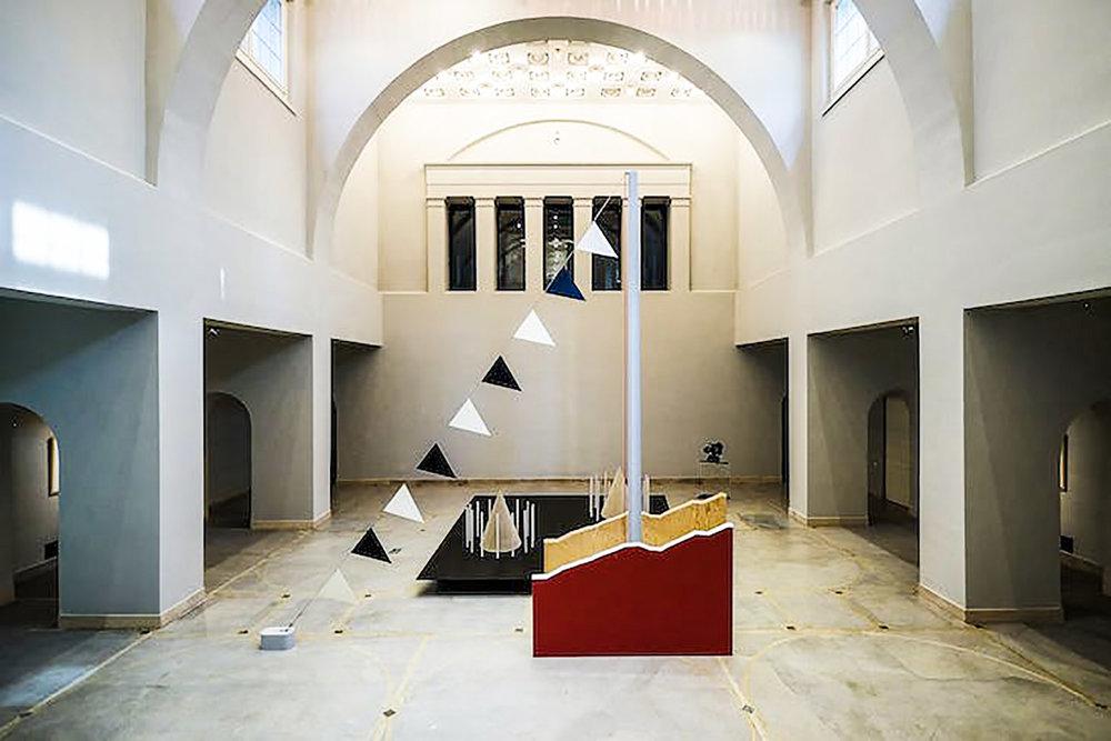 Nairy Baghramian, documenta14 (Kassel)