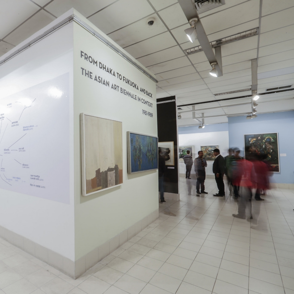 ASIAN ART BIENNALE IN CONTEXT