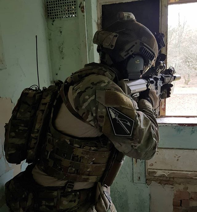 S13 Engaging Targets In the Tree Line  #HeDidNooott#Shreddies#instant#SilentButDeadly#PYWO#ColdSpear#MileGear#tactical#gearwhore#crye#cpc#cryeordie#gmr#airsoft#milsim#milsimuk#longmoor#legion
