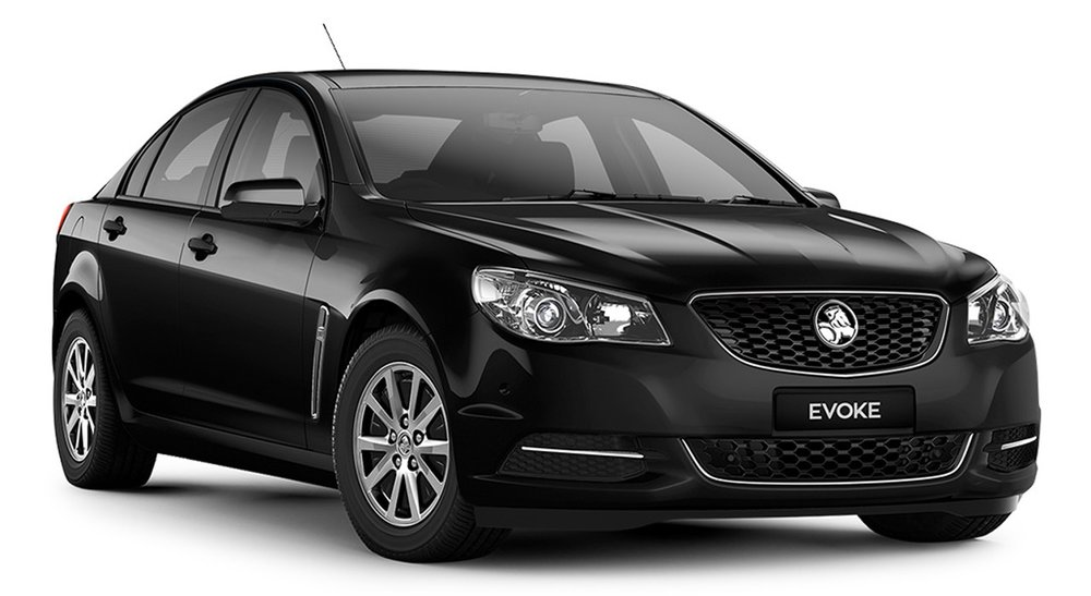 Holden Commodore Evoke