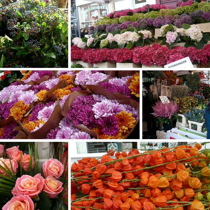 Flower Market Colombia Rd