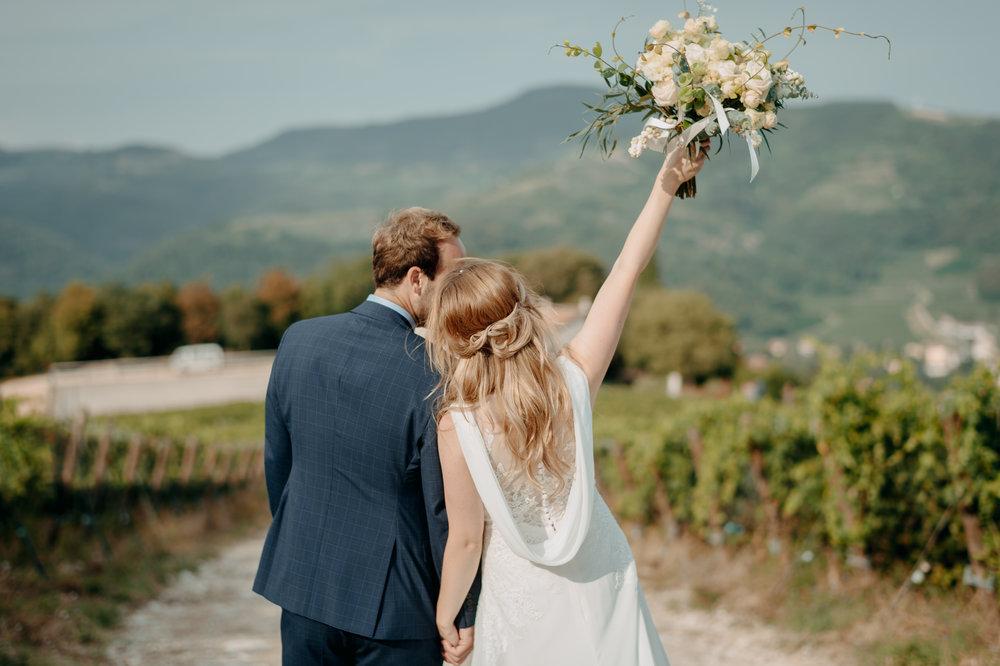 matrimonio estivo verona fiori