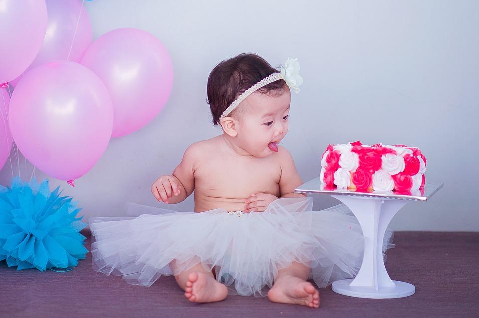 Cake Smash Simplicity