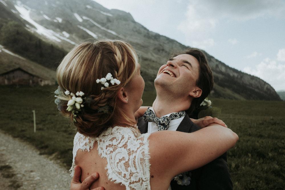 MARIAGE - La Clusaz -
