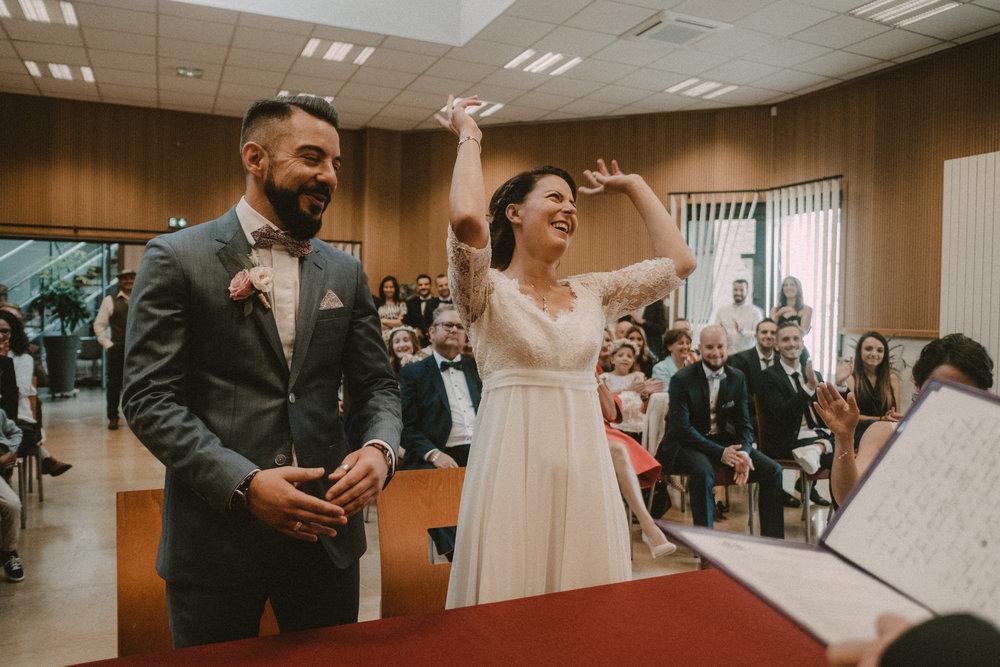 Photographe mariage isère domaine des plagnes