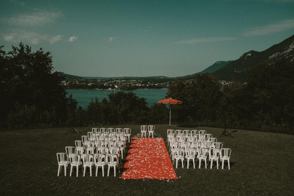Photographe mariage haute savoie hotel les tresoms