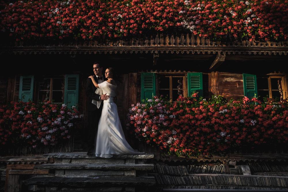 Photographe mariage haute savoie les cornettes