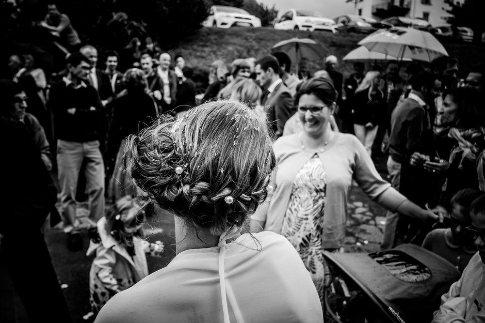 Photographe mariage haute savoie saint gervais les bains l'auberge de bionnassay