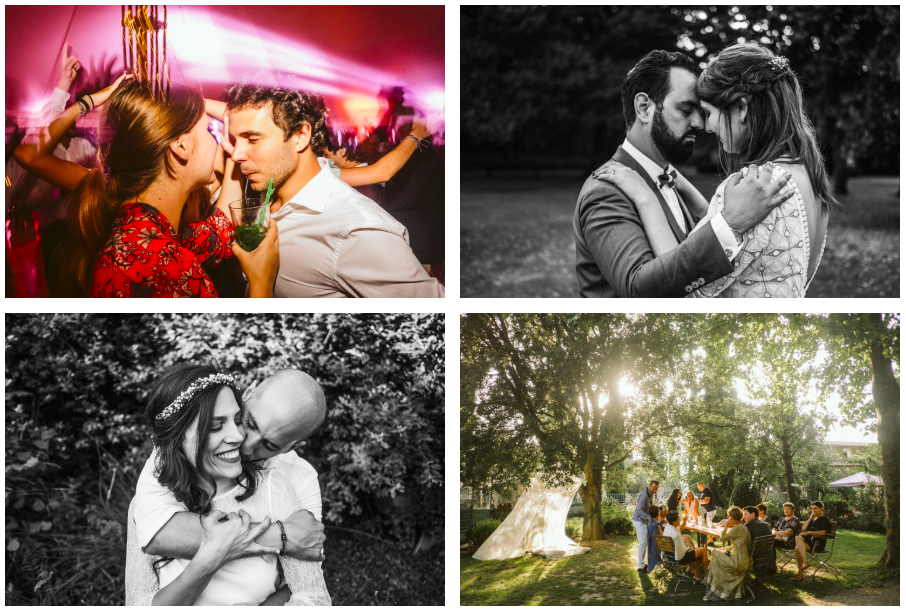 Photographe de mariage àSaint-Avé