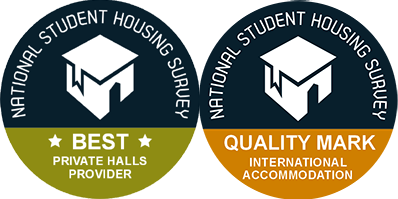 NSHS award logos