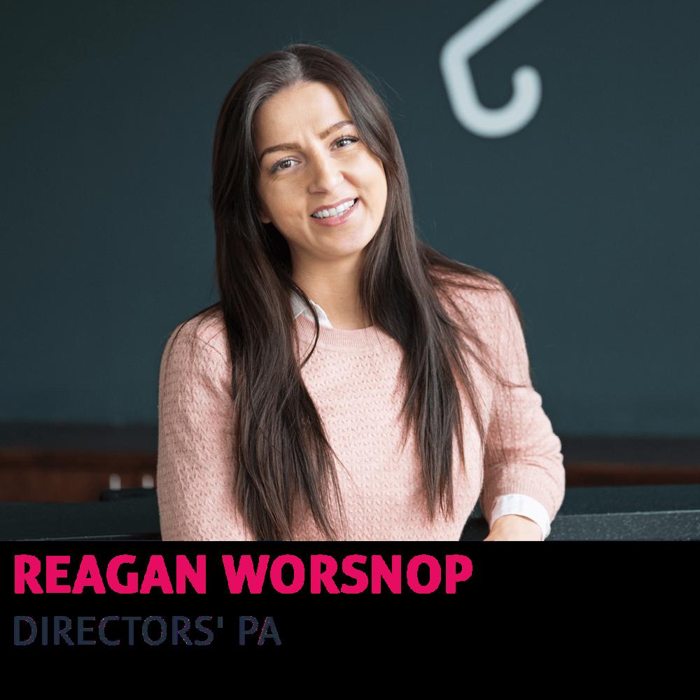 Reagan Worsnop, Directors' PA