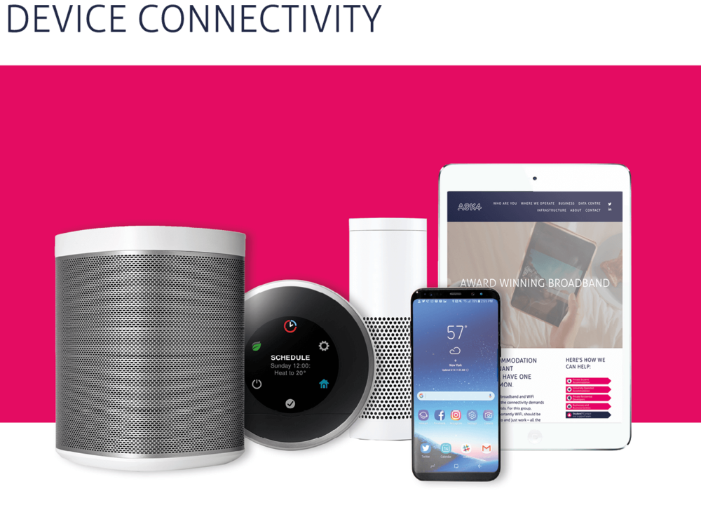 An award winning innovation perfectly tuned to the needs of today's build-to-rent tenants. 4Network provides users of a managed Internet service with their own private wireless networks.   > Read More