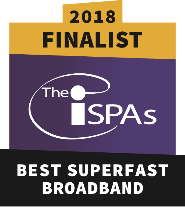 Best superfast broadband finalist 2018