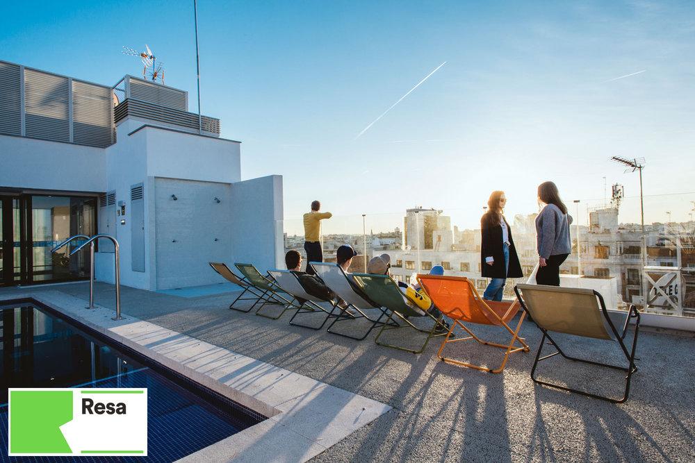 Resa - Purpose built student accommodation in Spain