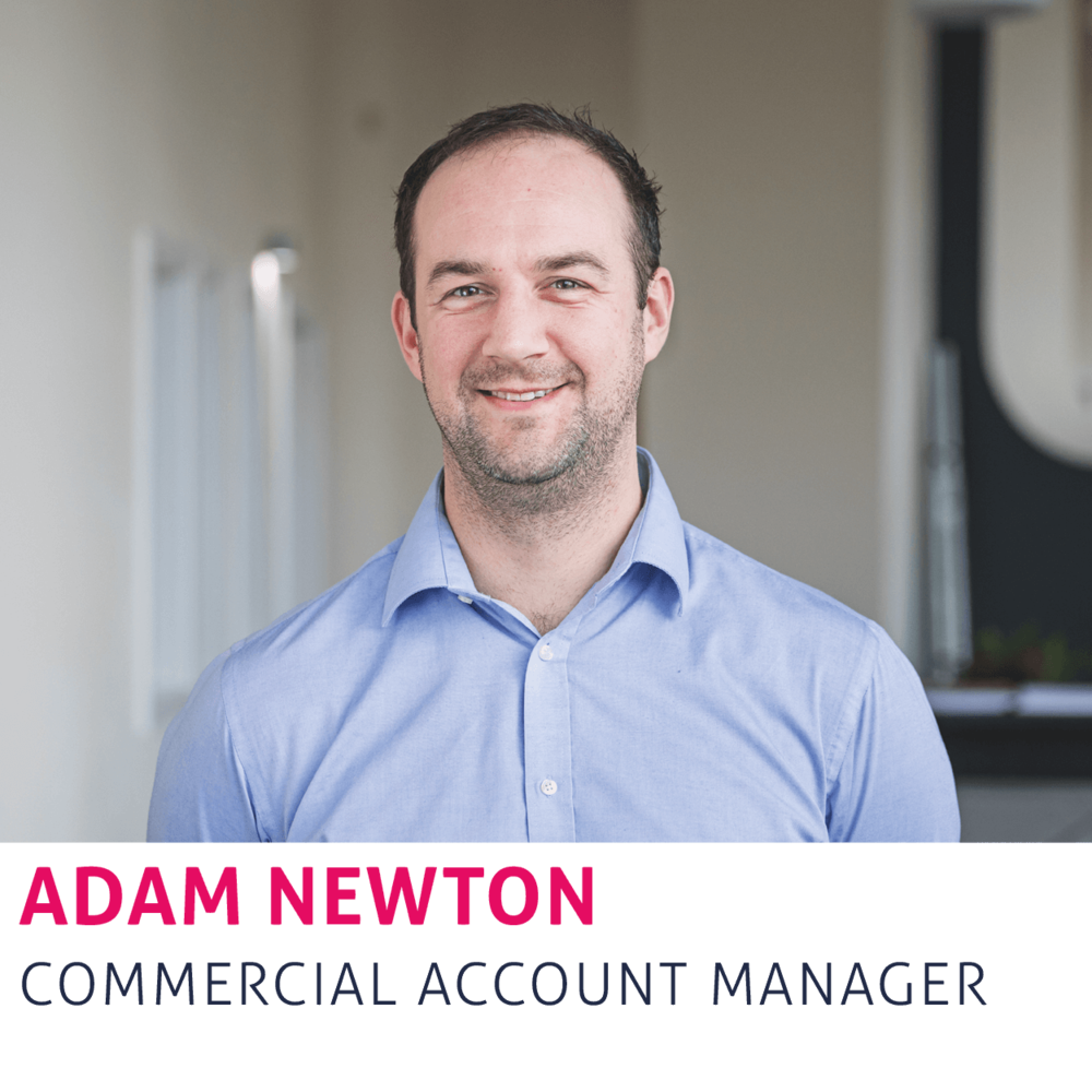 Adam Newton - Commercial Account Manager