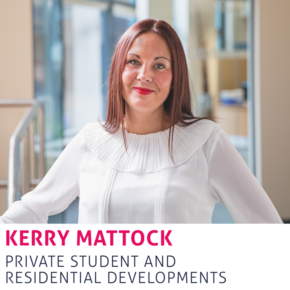 Link to Kerry Mattock contact details.