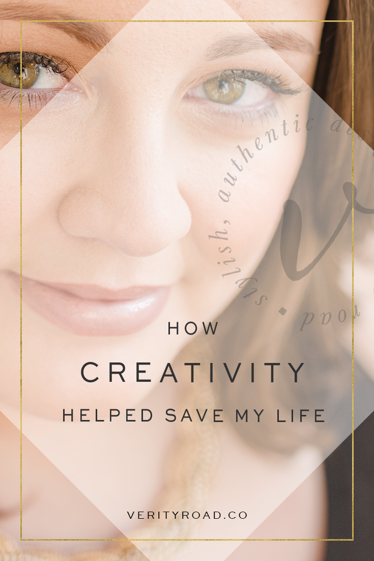 How creativity helped save my life -How finding graphic design and creativity helped me recover from alcoholism, addiction, depression, self-harm and eating disorders. I built a creative business as a female entrepreneur. Inspiration and empowering women in this blog post. I am authentic on my blog, Instagram, facebook and all social media. I want to motivate other women in business!