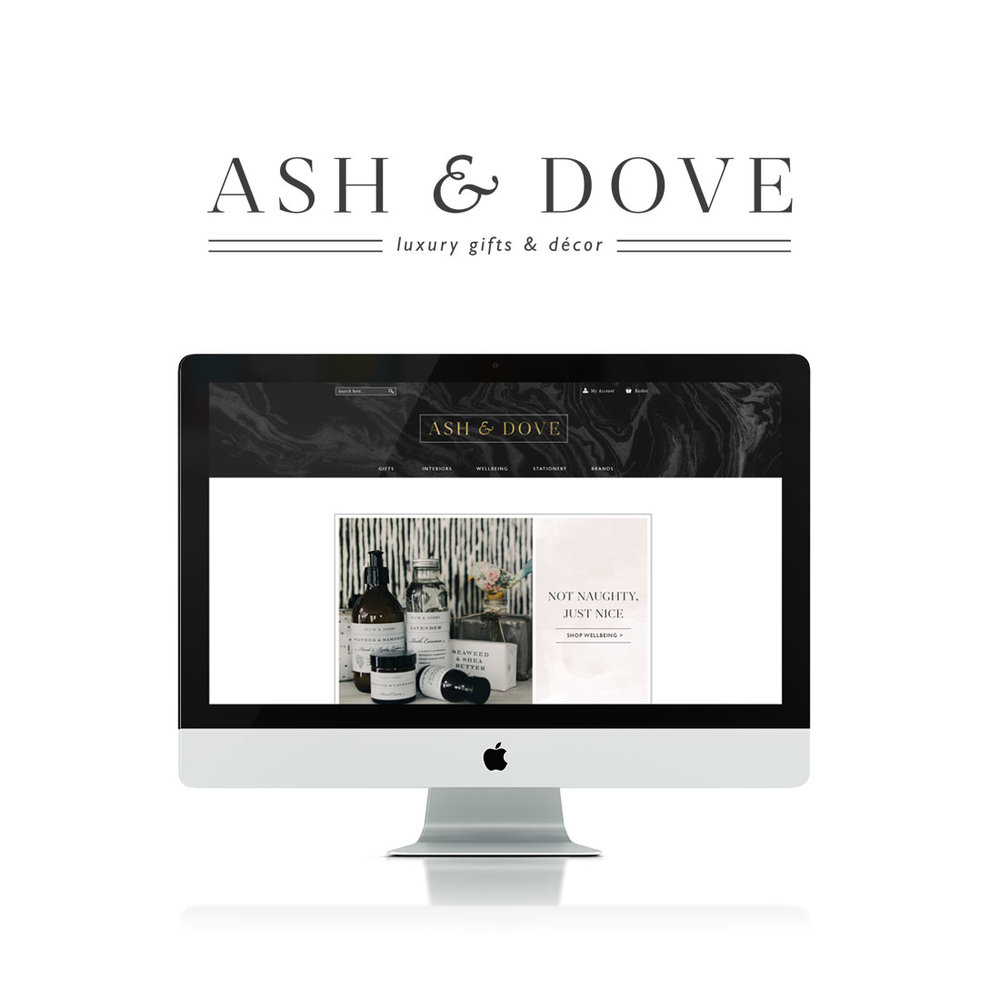 COMING SOON - ASH & DOVE