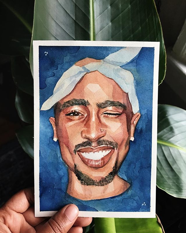 """Tupac 😉 〰️ I have this mantra I repeat (especially towards people who challenge or frustrate me)  I always say """"I want you to be successful."""" And I mean it (albeit for slightly selfish reasons). If you're genuinely happy and fulfilled - you can bring that energy right back into my life, and we both win.  Plus if it's true that every action has an equal and opposite reaction, I'd much rather have that energy come back around than a 'fuck you'. 😉"""
